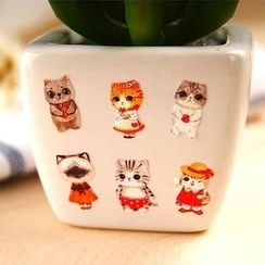 Tivi Boutique - Cat Sticker