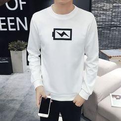 Jazzcool - Printed Sweatshirt