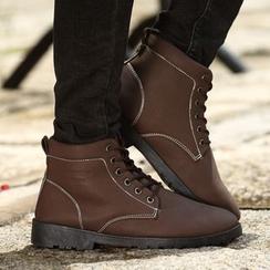 Vida Rooney - Stitched Chukka Boots