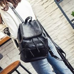 Beloved Bags - Faux Leather Backpack