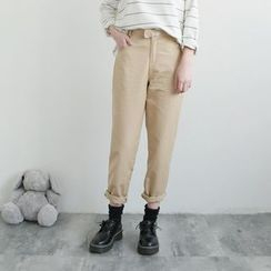 Piko - Straight Fit Pants