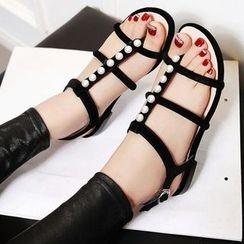 Cinnabelle - Embellished Sandals