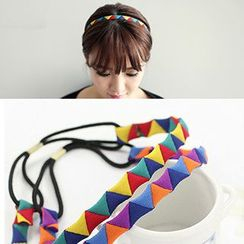 Sewwi - Color Block Hair Band