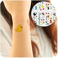 Momoi - Faux Tattoo Stickers