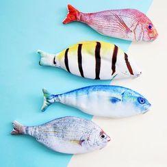 云木良品 - 鱼铅笔手提包