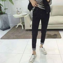 Dute - Roll Hem Jeans