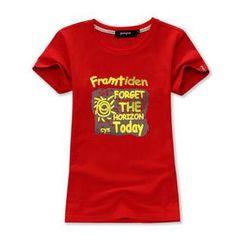 Porspor - Sun Print T-Shirt