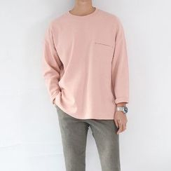 MRCYC - 3/4-Sleeve Top
