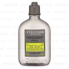 L'Occitane - Cedrat Purifying and Detangling Shampoo