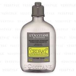 L'Occitane 歐舒丹 - 香櫞果清爽淨化洗髮水