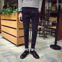 Mitouomo - Slim Fit Jeans