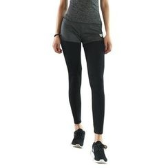 INIZIO - Piped Inset Leggings