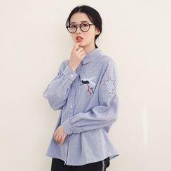 三木社 - 刺绣衬衫