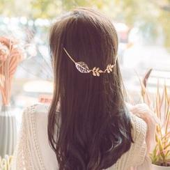 Seirios - Leaf Hair Band