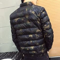 AOBIN - Camo Padded Jacket