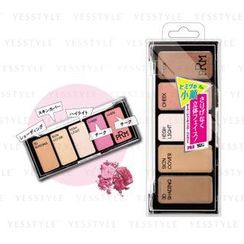 LUCKY TRENDY - Face Pallet (Brown)