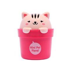 The Face Shop - Lovely ME:EX Mini Pet Perfume Hand Cream - White Floral 30ml