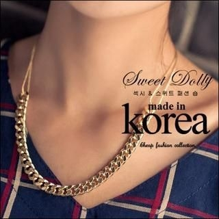Sweet Dolly - Chain Necklace