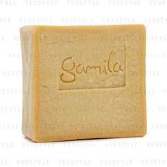Gamila Secret - 洁面皂 - 香草(中至乾性肌肤)