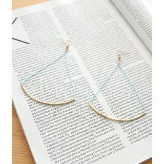 Petit et Belle - Thread Drop Earrings