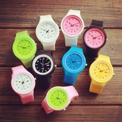 InShop Watches - Jelly Strap Watch