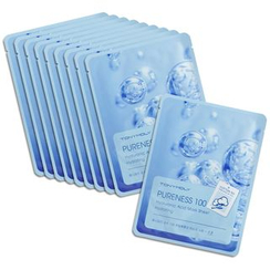 Tony Moly - Pureness 100 Mask Sheet - Hyaluronic Acid 10pcs