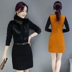 AiSun - Sleeveless Dress