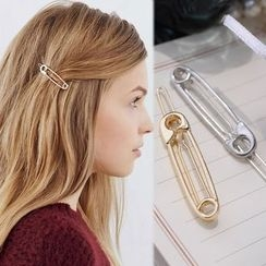 Azalea - Safety Pin Hair Clip