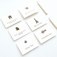 YouBuy - Mini Greeting Card