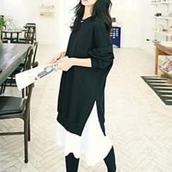 Champi - 假兩件套衫裙