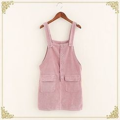 Fairyland - Corduroy Pinafore