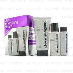 Dermalogica 德美乐嘉 - Skin Smoothing Cream Limited Edition Set: Skin Smoothing Cream 100ml + Special Cleansing Gel 50ml + Precleanse 30ml