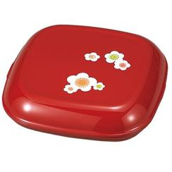 Hakoya - Hakoya Mens Uchiben Lunch Box Red