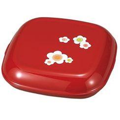 Hakoya - Hakoya Mens Uchiben Lunch Box Red
