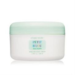 伊蒂之屋 - Petit Bijou Baby Bubble Enriched Body Cream 200ml