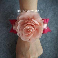 IDE HOUSE WEDDING - Wedding Corsage / Boutonniere
