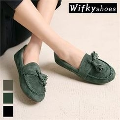 Wifky - Tasseled Moccasins