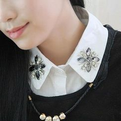 Eustacia - Embellished Decorative Collar