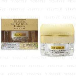 Bio-Essence - 24K Bio-Gold Platinum Dual Cream