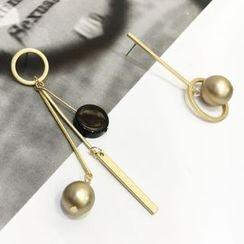 Kulala - Non-Matching Earrings