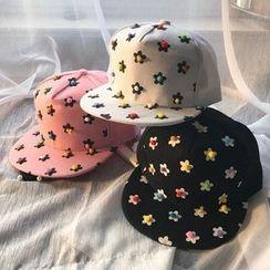 Hats 'n' Tales - Floral Baseball Cap
