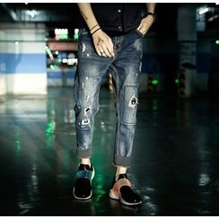 Mys Homme - Washed Jeans