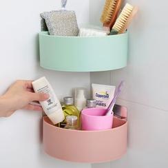 TATAKU - Wall Suction Bathroom Organizer
