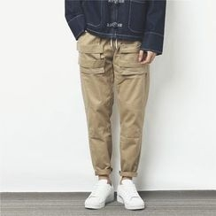Mr.C studio - Straight-Leg Pants