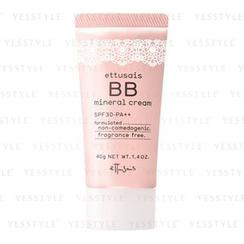 ettusais - BB Mineral Cream SPF 30 PA++ (#20 Natural)