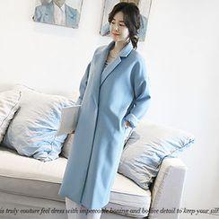 NANING9 - Drop-Shoulder Coat