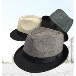 SHUMI - Panel Fedora Hat
