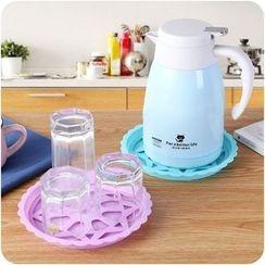 Eggshell Houseware - Cutout Heat Resistant Mat
