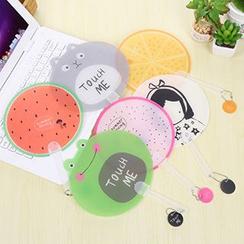MissYou - Printed Hand Fan
