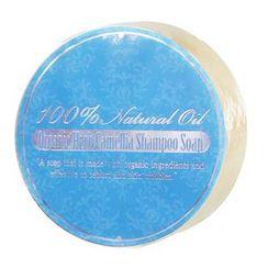 SWANICOCO - Camellia Shampoo Soap